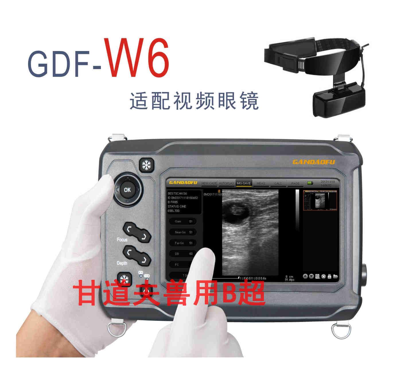 牛用B超GDF-W6